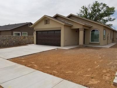 Socorro Single Family Home For Sale: 11203 Cielo Bonito