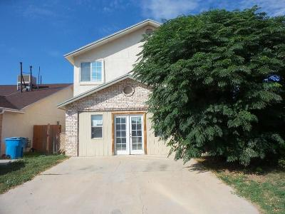Socorro Single Family Home For Sale: 10119 Montreal Circle
