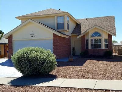 North Hills Single Family Home For Sale: 4516 Loma Colorada Court