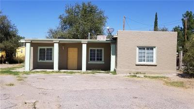 Socorro Multi Family Home For Sale: 507 Nicholas Road #507 & 50