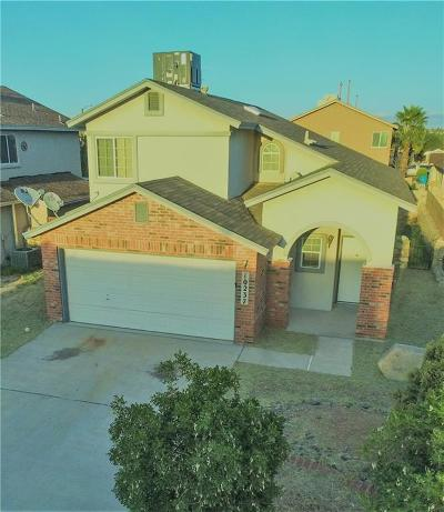Socorro Single Family Home For Sale: 10237 Valle Suave Drive