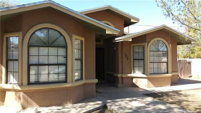 El Paso Single Family Home For Sale: 127 Colina Pl Place