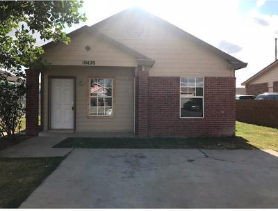 Socorro Single Family Home For Sale: 10420 Valle De Oro Drive