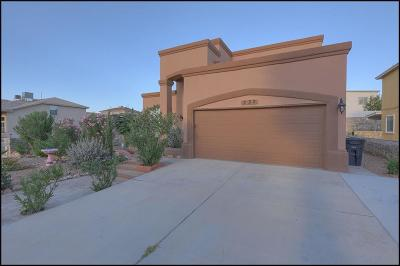Socorro Single Family Home For Sale: 532 Gentry Way