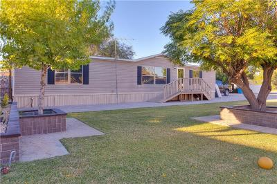 Socorro Single Family Home For Sale: 10740 Gail Place