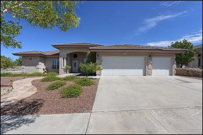 El Paso Single Family Home For Sale: 6617 Heritage Ridge Way