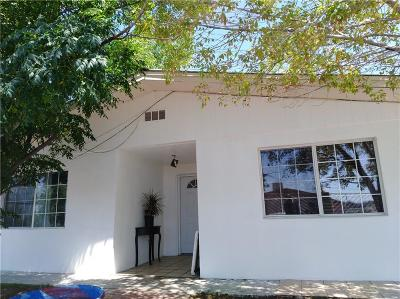 Single Family Home For Sale: 1601 Coach Rd Road
