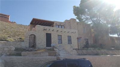 El Paso Single Family Home For Sale: 3400 Piedmont