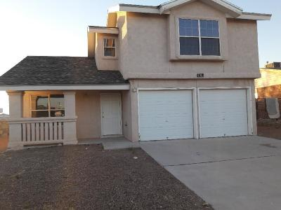 Socorro Single Family Home For Sale: 10788 Valley Dale Road