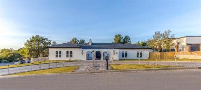 El Paso Single Family Home For Sale: 801 Wingfoote Road