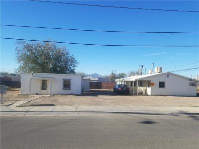 El Paso TX Multi Family Home For Sale: $112,000