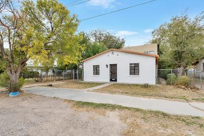 Clint Single Family Home For Sale: 13014 Richfield Street