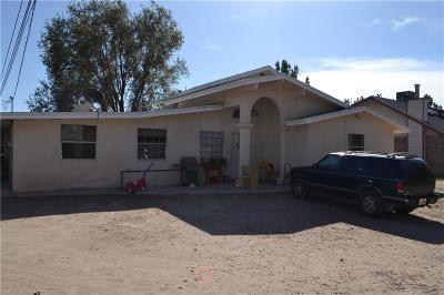 Socorro Multi Family Home For Sale: 10508 El Cid Drive #1