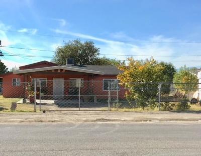 San Elizario Single Family Home For Sale: 12517 Campo Bello Drive