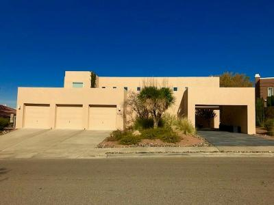 Single Family Home For Sale: 5448 Cactus Hill Drive