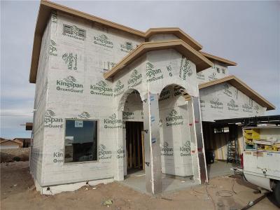 Single Family Home For Sale: 1160 Jaime J Zapata Street