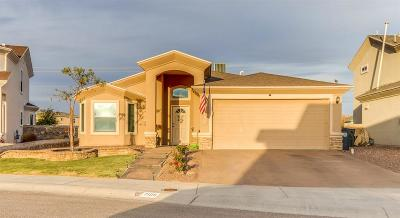 Single Family Home For Sale: 7105 Falling Leaf Circle