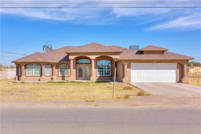 Socorro Single Family Home For Sale: 11671 Flor Preciosa Lane