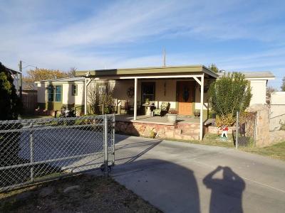 Socorro Single Family Home For Sale: 648 Maxine Drive