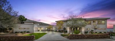 El Paso Single Family Home For Sale: 14 Copper Crest Lane