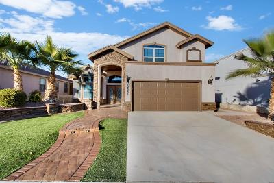 Single Family Home For Sale: 12581 Globe Mallow Drive