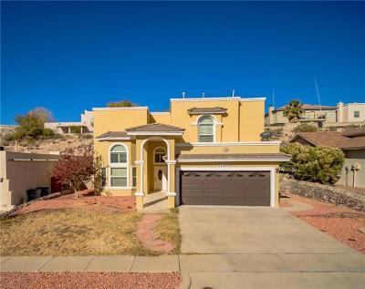Single Family Home For Sale: 6429 Dakota Ridge Drive