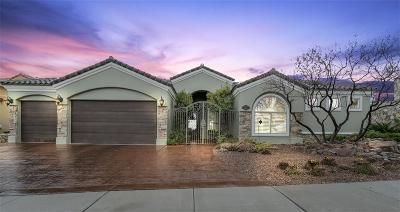 El Paso Single Family Home For Sale: 1349 Calle Lago