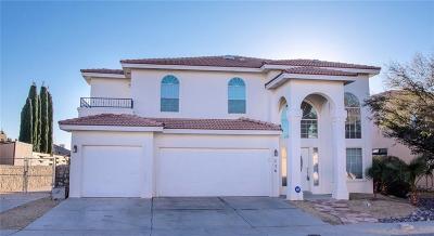 Single Family Home For Sale: 736 Oscar Perez Avenue
