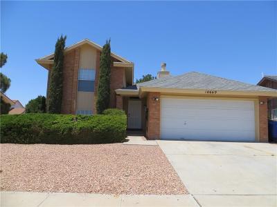 Single Family Home For Sale: 10669 Obsidian Street