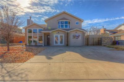 Single Family Home For Sale: 11416 Lake Tana Drive