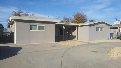 El Paso Single Family Home For Sale: 7409 Bellrose Drive