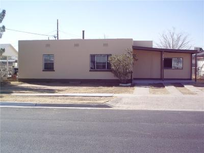 El Paso Single Family Home For Sale: 305 Edith Drive