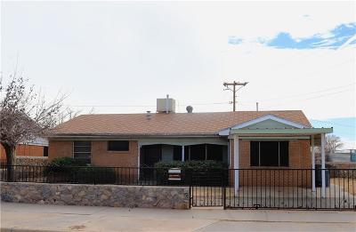 Single Family Home For Sale: 5612 Calgary Avenue