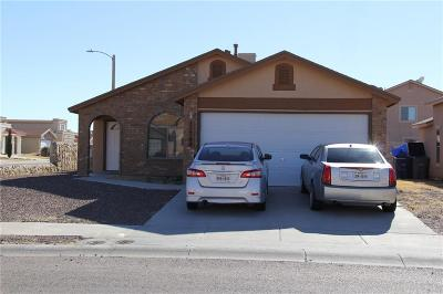 Single Family Home For Sale: 11744 Mesquite Miel Drive