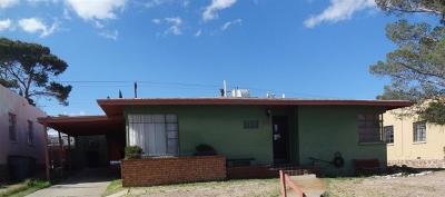 Single Family Home For Sale: 3117 Van Burren