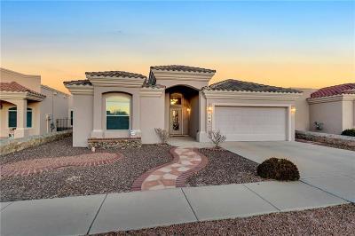Single Family Home For Sale: 748 Paseo De Suerte Drive
