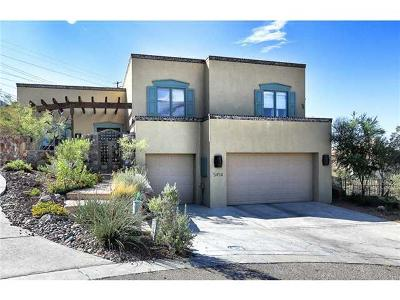 El Paso Single Family Home For Sale: 5454 Copper Cloud Circle