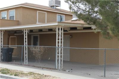 Single Family Home For Sale: 513 Tamarisk Street