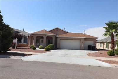 Single Family Home For Sale: 812 La Florida