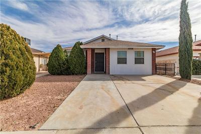 Single Family Home For Sale: 12328 Tierra Humeda Drive