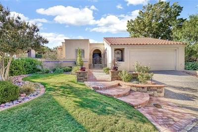 Single Family Home For Sale: 1063 Los Jardines Circle
