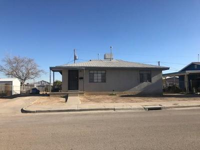 El Paso Single Family Home For Sale: 138 Elder Road