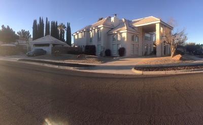 Single Family Home For Sale: 1981 Paseo Segovia Place