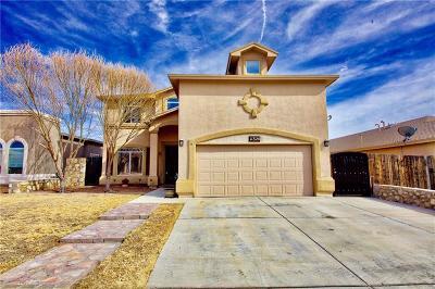 Single Family Home For Sale: 11324 Bullseye Street