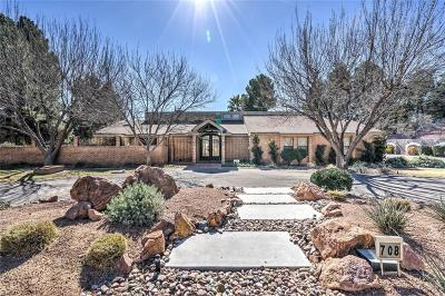 El Paso Single Family Home For Sale: 708 Waltham Court