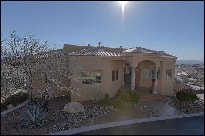 El Paso Single Family Home For Sale: 328 Crimson Cloud Lane