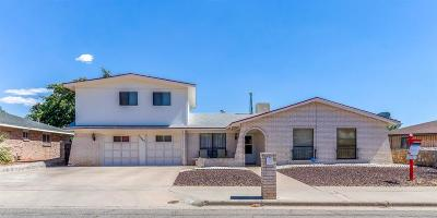 Single Family Home For Sale: 11442 Jim Ferriell Drive