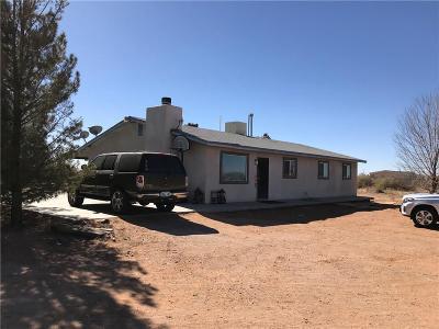 El Paso Single Family Home For Sale: 14624 Jim Bridger Road