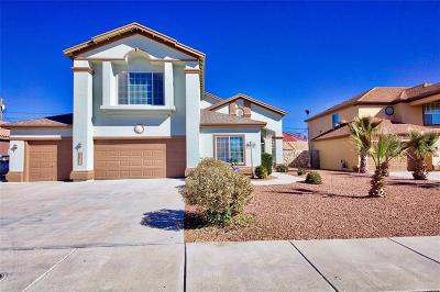 Canutillo Single Family Home For Sale: 7360 Del Sol Way