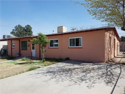 El Paso Single Family Home For Sale: 208 Blakey